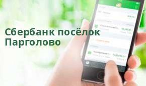 Сбербанк Доп.офис №9055/01911, посёлок Парголово